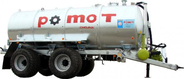 Машина ассенизационная Pomot 18000 литров