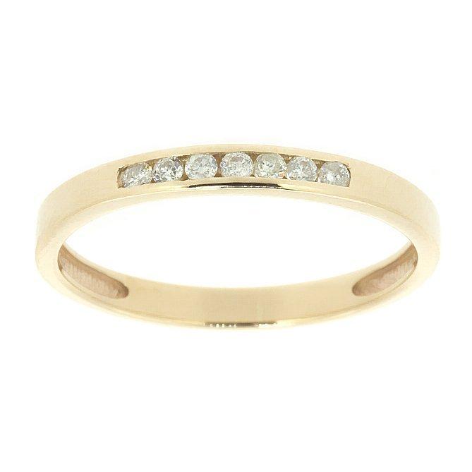 Ювелирное кольцо из красного золота 585 пробы с бриллиантами RD-6741