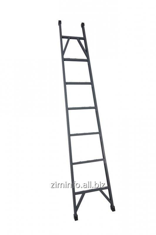Лестница стеклопластиковая, диэлектрическая, приставная (ЛСП)