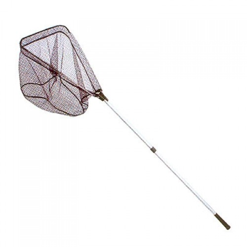 Подсак треугольный Golden Catch с прорезиненной ниткой