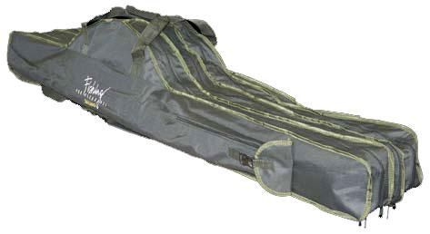 Как сделать тубус для удочек - изготовление чехла для спиннинга и поплавочных удочек   Подсекай.net