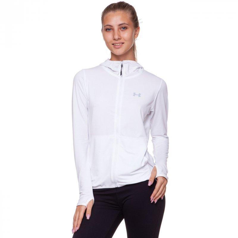 Купить Толстовка женская быстросохнущая для йоги, зала и бега UAR K803 размер S-L, 40-70кг цвета в асссортименте