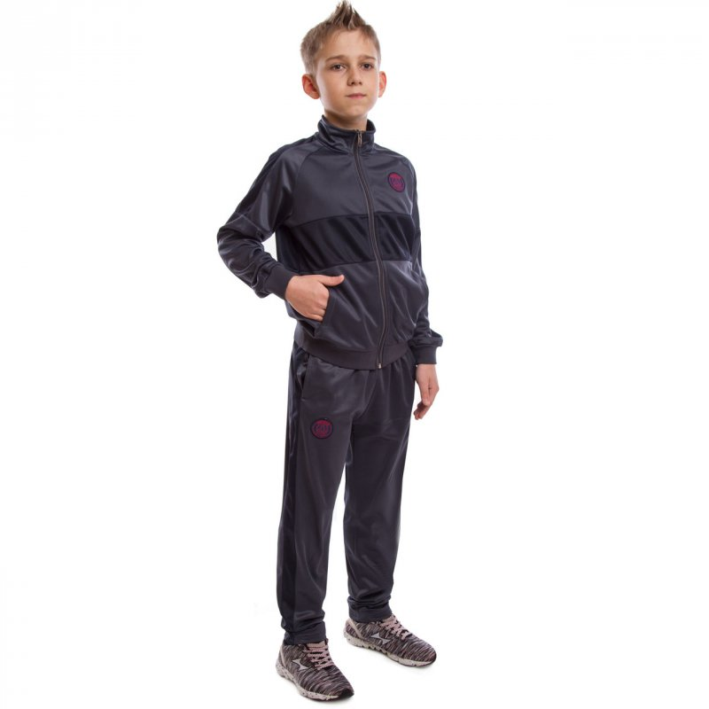 Купить Костюм спортивный детский Клубный PARIS SAINT-GERMAIN LD-6133K-PSG (полиэстер, флис, р-р 26-32,