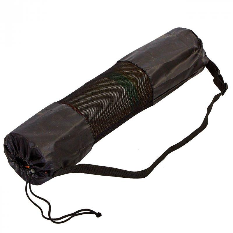 Купить Чехол для йога коврика SP-Planeta DR-5375 (размер 16смх70см, оксфорд, черный)