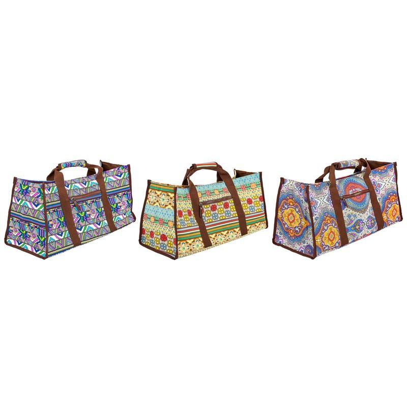 Купить Сумка для фитнеса и йоги Yoga bag DoYourYoga FI-6971-2 (размер 22х24х54см, полиэстер, хлопок,