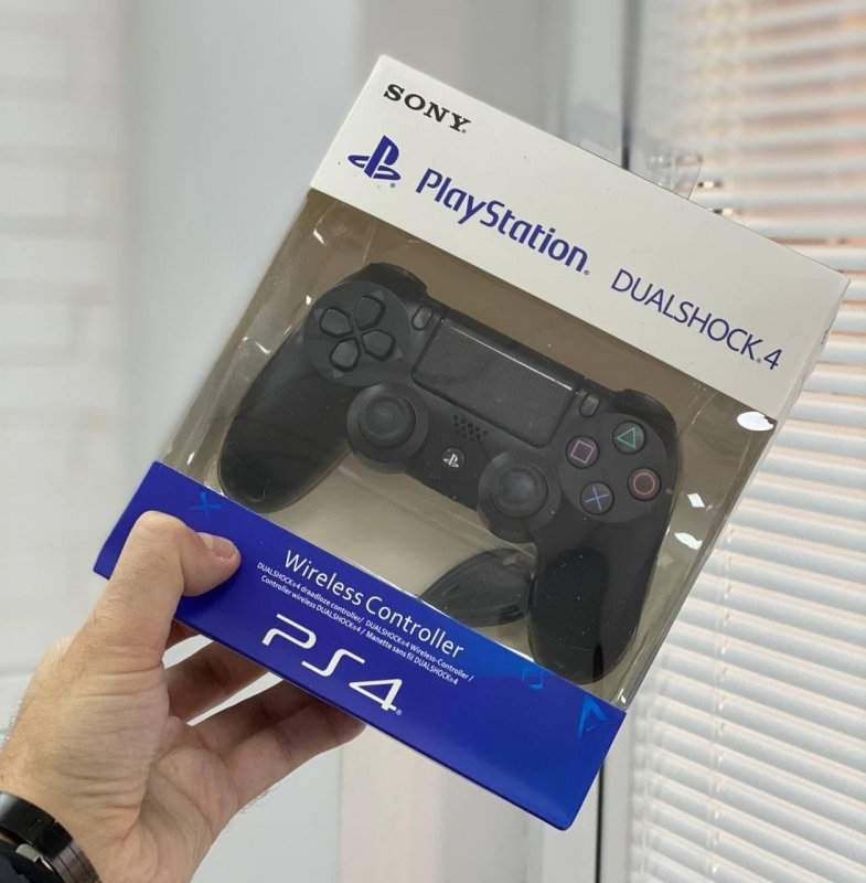 Беспроводной Геймпад Sony PlayStation Dualshock 4 V2