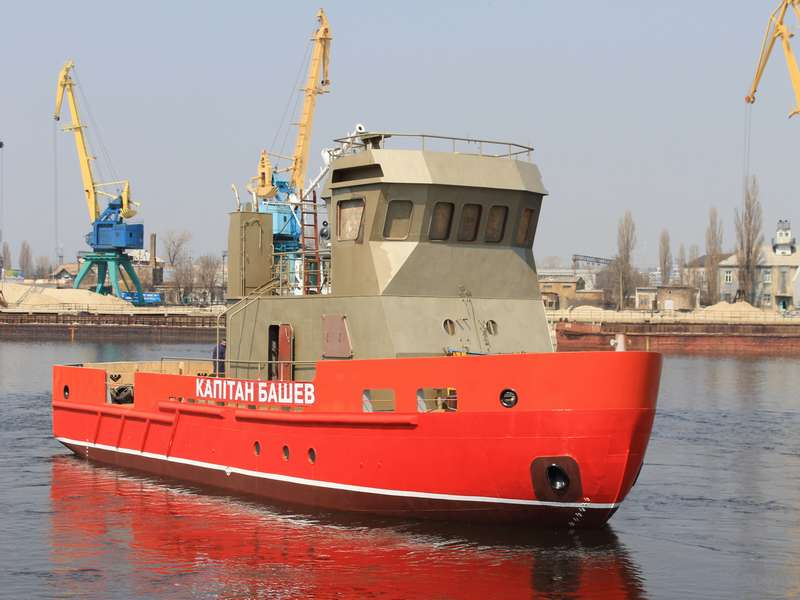 Купить Гидрографическое судно проект Р101ГС. Суда навигационые