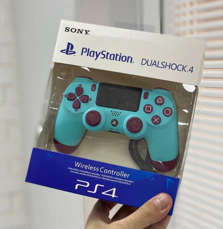 Беспроводной Геймпад Sony PlayStation Dualshock 4 V2 Бирюзовый