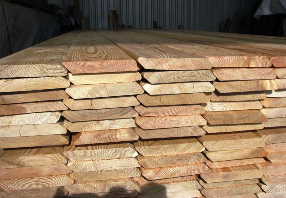 Buy Planken larch Dnipropetrovsk