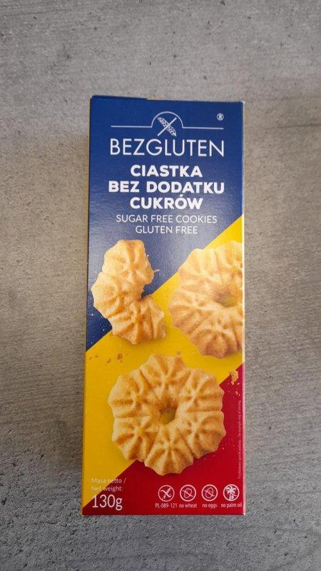 Купить Печенье Безглютен без сахара 130г