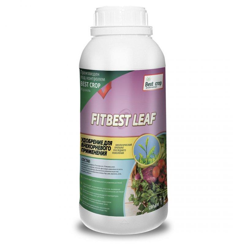 Купить Фитбест Лиф 1 л Fitbest Leaf стимулятор роста Adama
