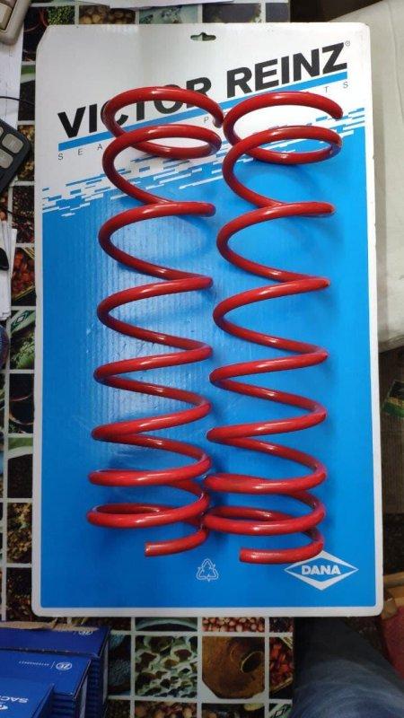 Купить Пружина задней подвески (задняя) ВАЗ 2101 2103 2104 2105 2106, 2107 Жигули переменный шаг (КОМПЛЕКТ 2 шт))