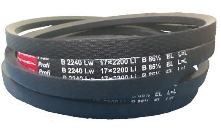Купить Ремень приводной В(Б)-2240 POWERCLASSIC
