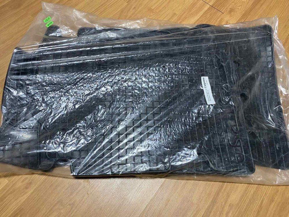 Купить Автомобильный коврик Mercedes Citian