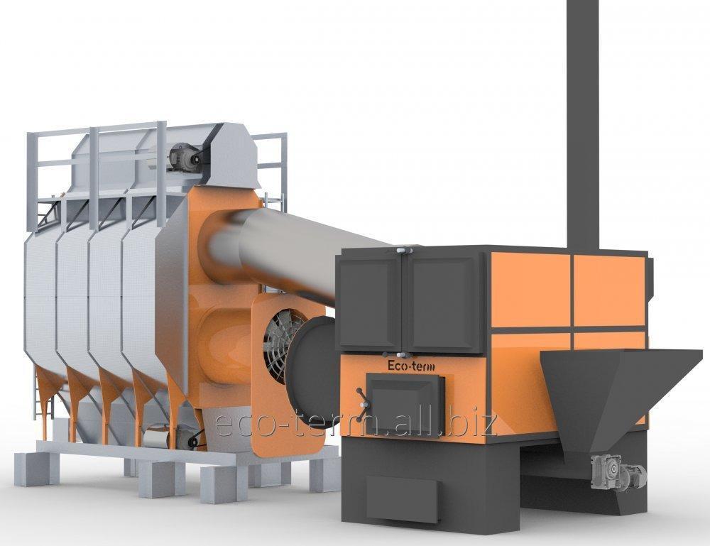 Зерносушилка ECO-TERM - 2,5 т/ч, модель PGD-2104.300
