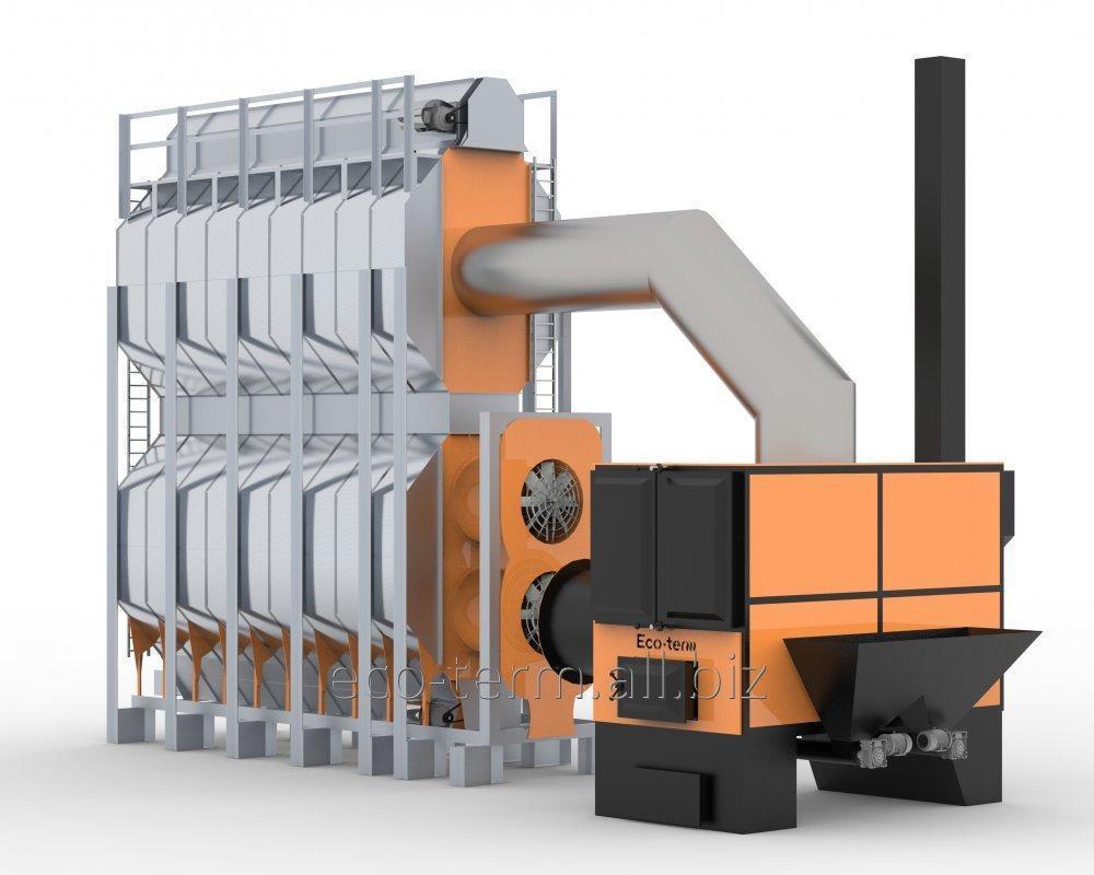 Купить Зерносушилка ECO-TERM - 13,5 т/ч, модель PGD-4209.1500