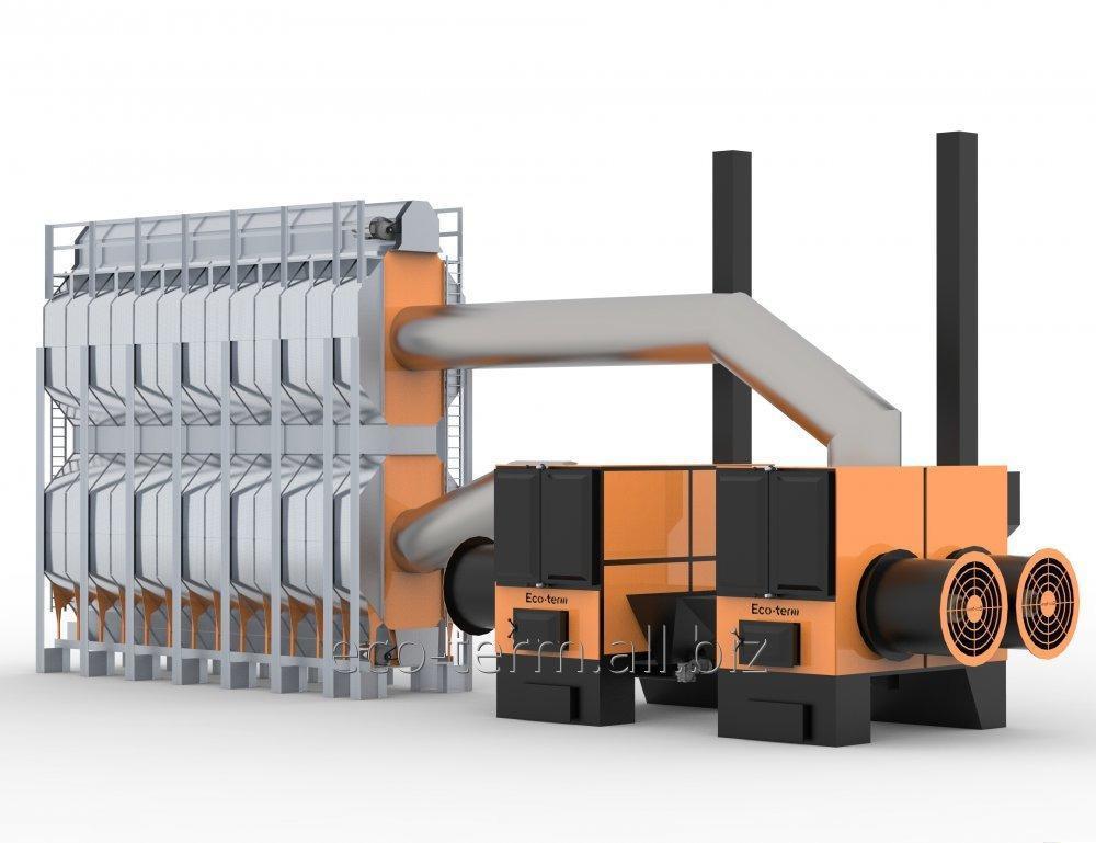 Купить Зерносушилка ECO-TERM - 30 т/ч, модель PGD-4013.3600 - полный нагрев