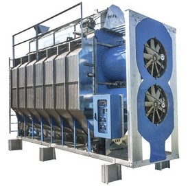 Зерносушилка PGD-2209 на газу и LPG - 12,66 т/ч