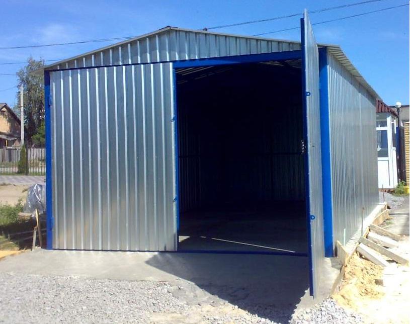 Как утеплить сборный металлический гараж обмен на металлический гараж