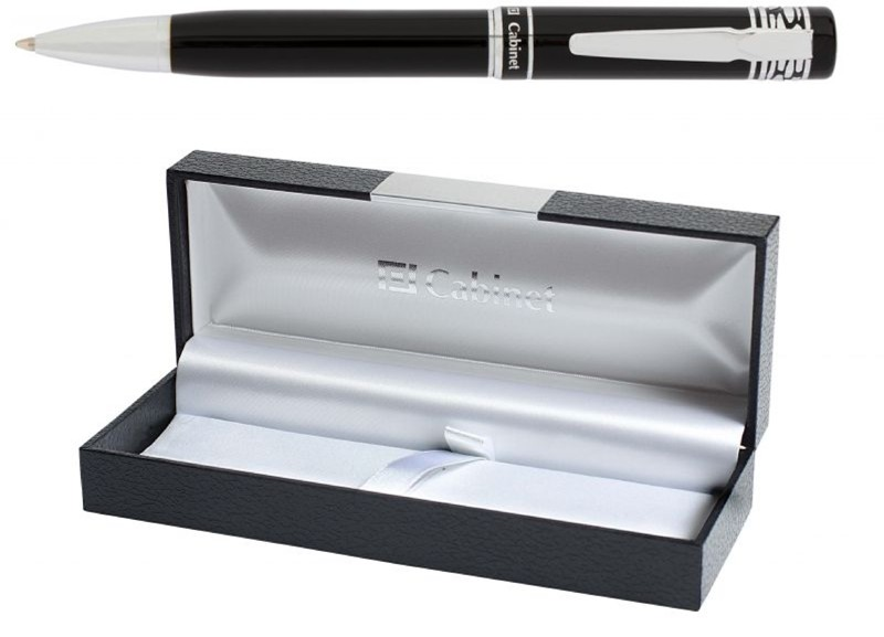 Ручки подарочные в футляре с нанесением логотипа