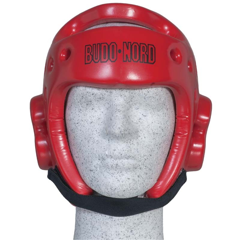 Шлем BUDO-NORD HEAD GUARD S RED