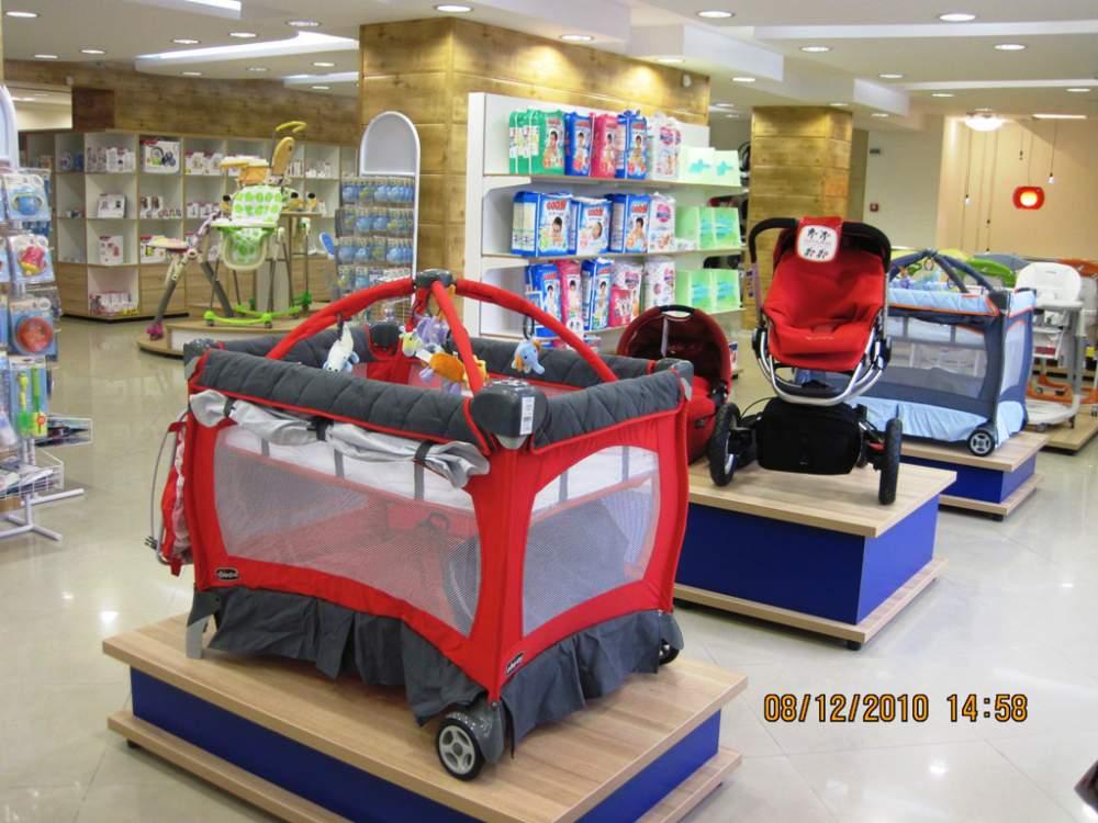 Купить Подиумы, стеллажи, навесное оборудование для магазинов