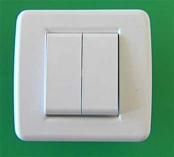 Купить Выключатели электрические серии Клен со шторным механизмом