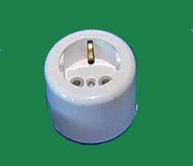 Купить Электрические розетки серии открытой установки