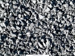 Щебень и гравий из плотных горных пород
