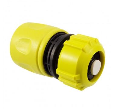 Купить Коннектор 1/2 внутренняя резьба с клапаном Norton SLD 172 (заказ кратно упаковке 40шт)