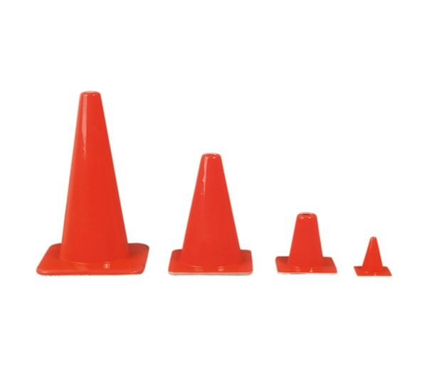 Купить Набор конусов Perform Better Orange Cones 4 шт. (оранжевый)