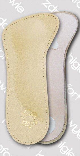 Полустельки при поперечном плоскостопии на вісокий каблук