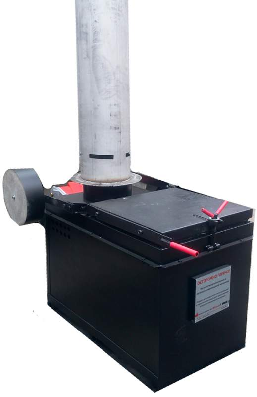 Утилизатор термический УТ100