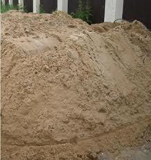 Песок овражный