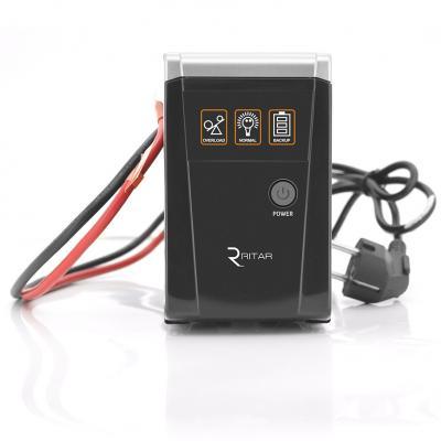 Купить Источник бесперебойного питания Ritar RTSW-500 LED, 12V (RTSW-500 LED)