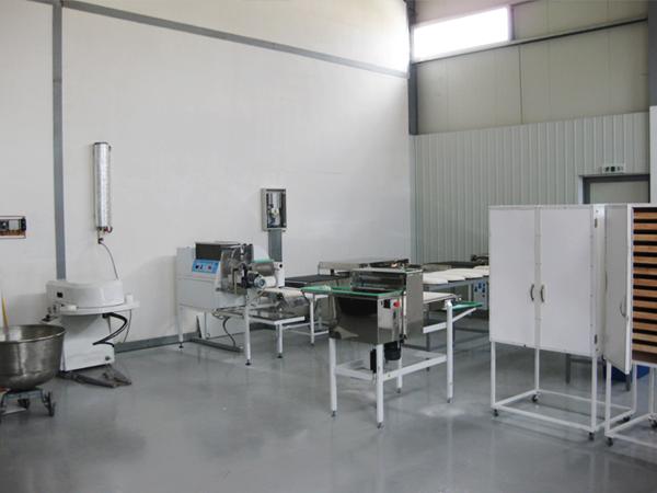 Оборудование для производства тонкого армянского лаваша