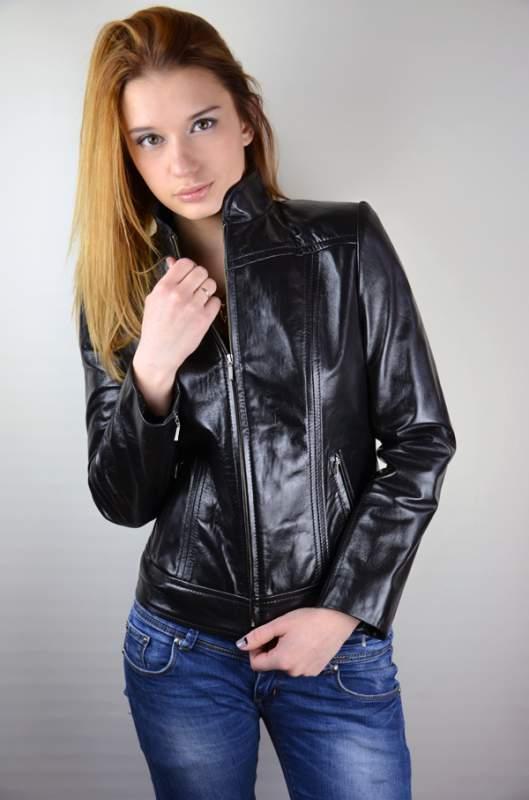 кожаная одежда женская фото
