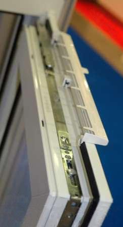 Купити Приточний клапан Air-Box для ПВХ вікон