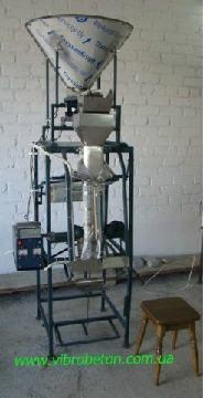 Купить Упаковочный полуавтомат с весовым электронным дозатором (с 1 тубусом).