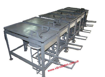 Buy Stationary machine for the production of cinder block prestige-1