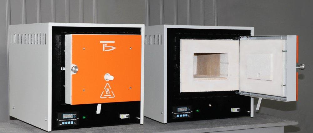 Laboratorium elektryczne SNO 2.3.1 3/11-P2 przeznaczonych do obróbki cieplnej, produkcja metali, ceramiki itd. o temperaturze do 1100 c, Bortek, Kijów-Boryspol, Ukraina.