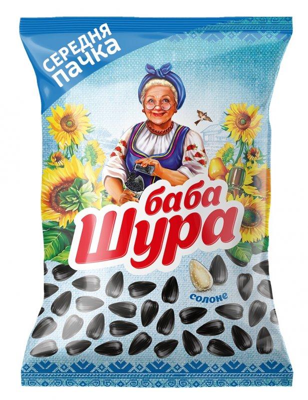 Comprar Semillas de girasol tostadas saladas TM Baba Shura, 110 g