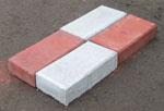 Купить Тротуарная плитка «Кирпич»200х100х45
