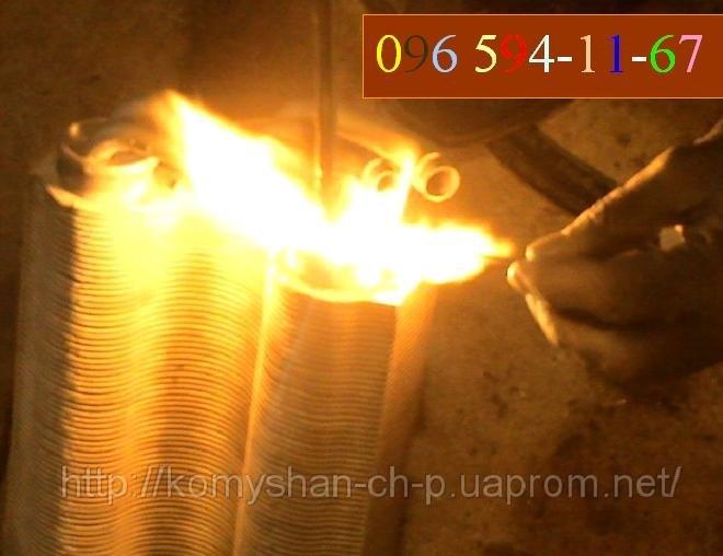 Buy Soldering repair of the heat exchanger Ferroli DOMIcompact, Beretta