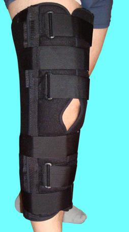Тутор( иммобилизатор) на коленный сустав