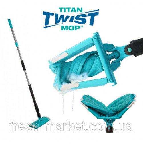 Купити Швабра-ледащо Titan Twist Mop SKL11-235911