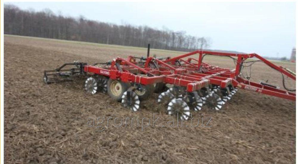 Культиватор  вертикальной обработки почвы