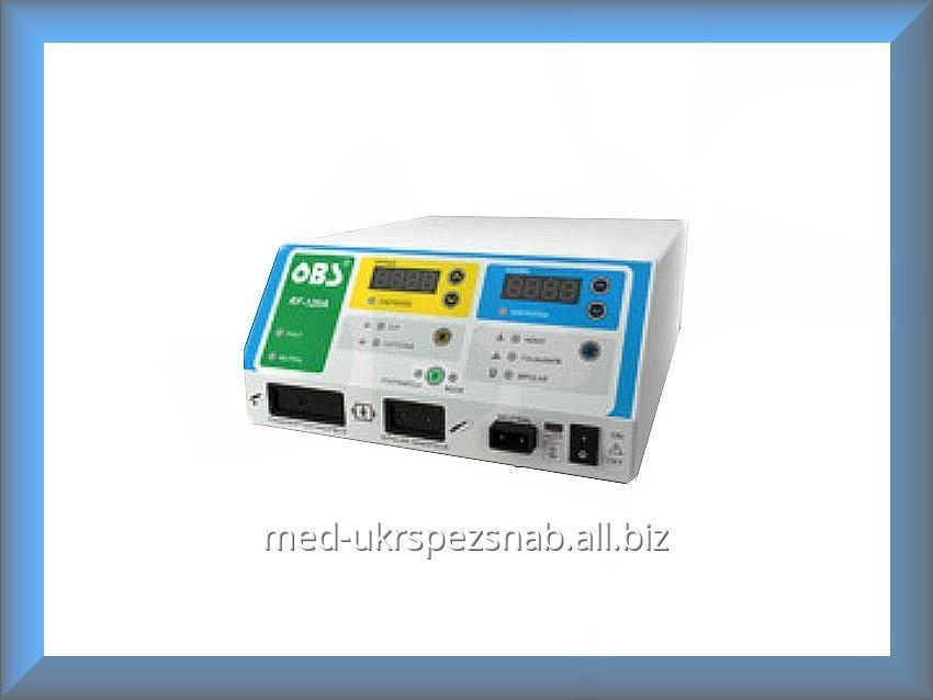 Купить Двойной радиочастотный электрохирургический аппарат RF 120A (4МГц и 1,7МГц)