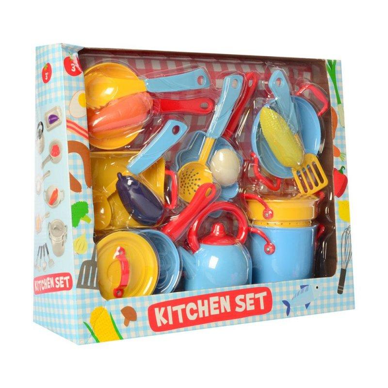 Купить Игрушечная посуда LN783A кастрюли