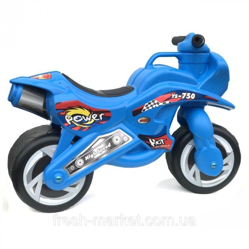 Купить Беговел-Мотоцикл двухколесный Bike Y6 Blue SKL25-149740